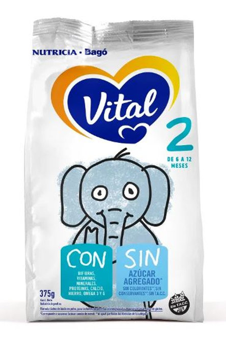 Vital 2 NF Pouch (373gr)