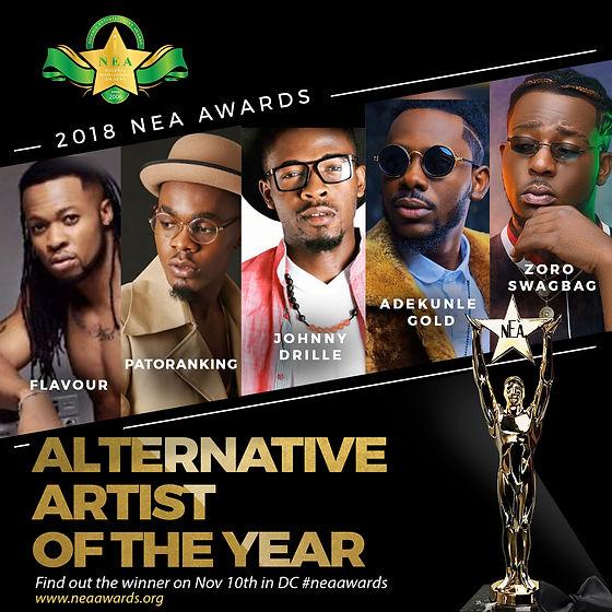 NEA-Alternative-Artist-OF-THE-YEAR-2018.