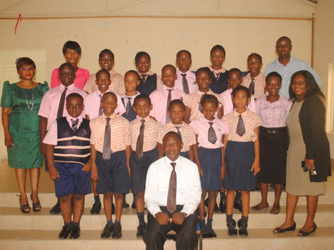 2015 YEAR FIVE CLASS ASSEMBLY OF LIBERTY BELLS SCHOOL