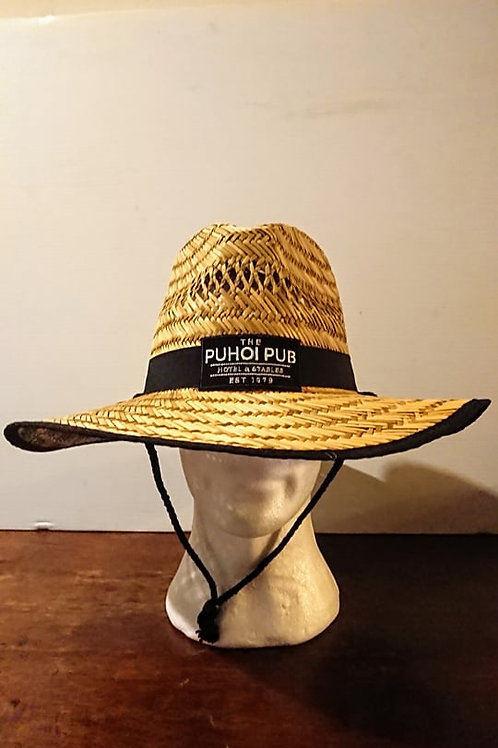 Women's Puhoi Pub Straw Hat