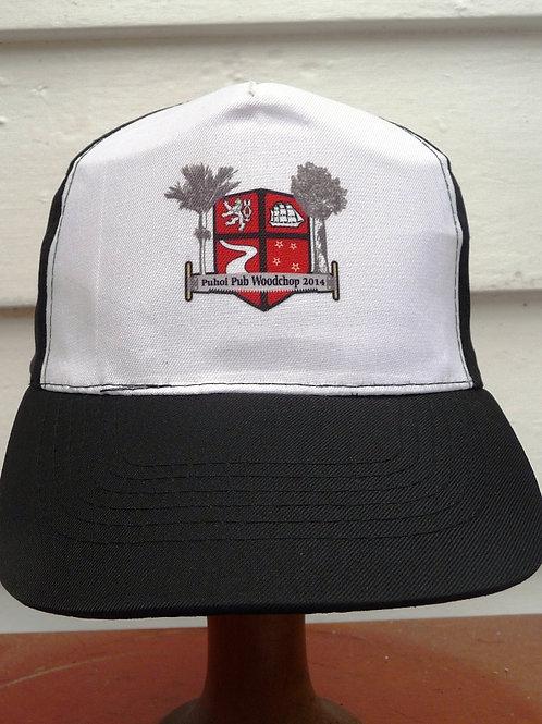 Puhoi Pub Woodchop Cap