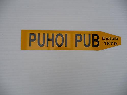 Large Pub Sign