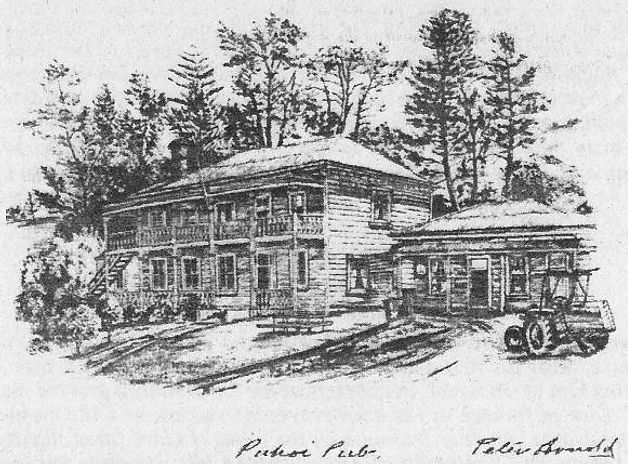 Photo of Puhoi Pub Hotel & Stables 1879