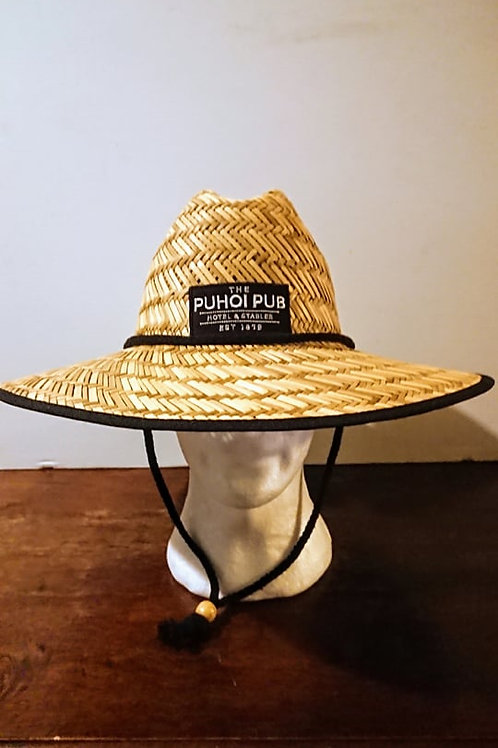 Men's Puhoi Pub Straw Hat