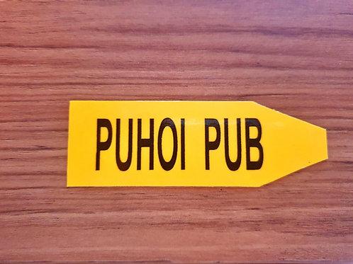 Puhoi Pub Fridge Magnet