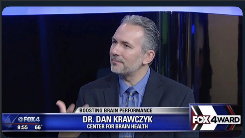 Dr. Daniel Krawczyk memory tips & neuroscience