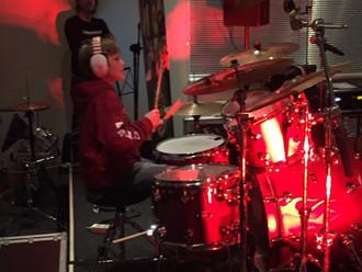 ROVED laat de drummers vlammen!