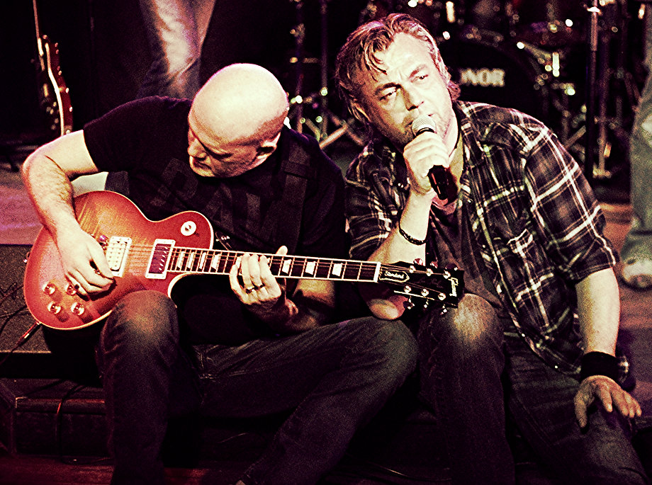 ROVED Grunge Coverband foto Arjan & Carl