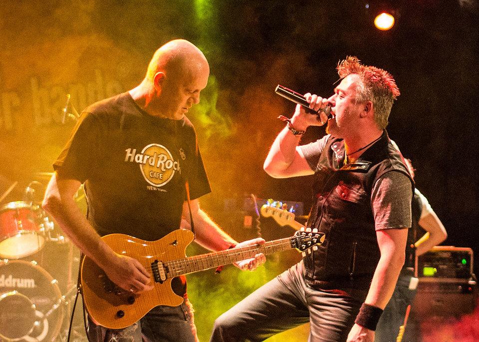 ROVED Grunge Coverband foto Carl & Arjan