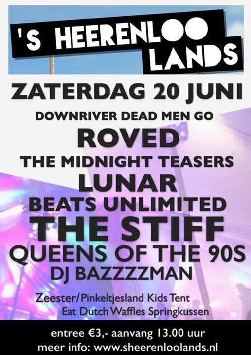 ROVED op 's-HeerenLooLands Festival