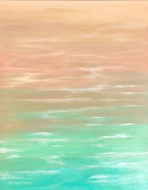 "Serenity | 16"" x 20"" | Acrylic on Canvas"