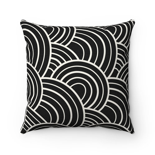 Square Pillow | Glow of Light | Halo