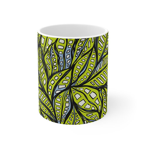 11oz Mug | Beneath A Canopy | Earth