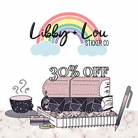 Libby and Lou Sticker Co