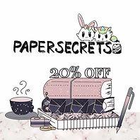Paper Secrets Ink