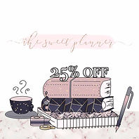 The Sweet Planner Shop