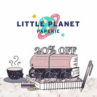 Little Planet Paperie