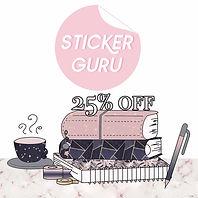 Sticker Guru