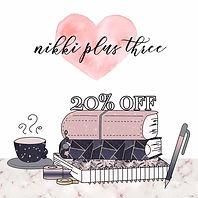 Nikki Plus Three