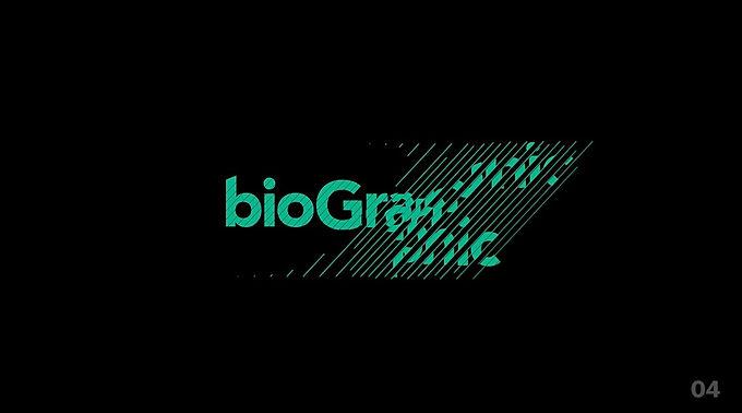 Biographic Logo Animation