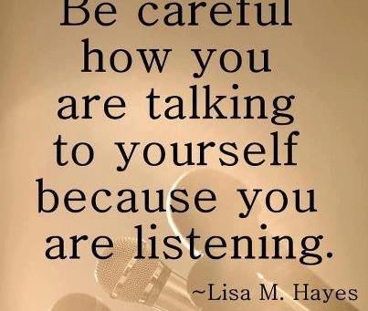 Self-Talk Matters - Let's Improve It!