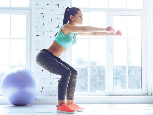 Six exercices pour avoir des fesses fermes et galbées