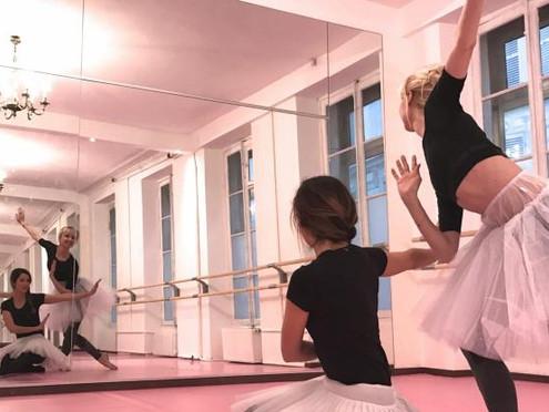 Le Fit Ballet, le sport pour avoir un joli corps de danseuse