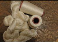 100% Natural Spun Silk