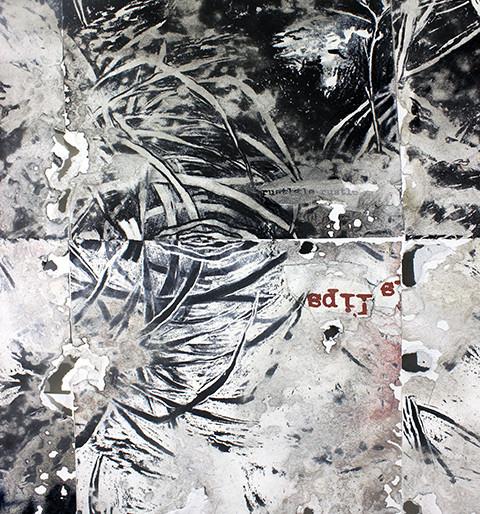 Rustle, detail 1