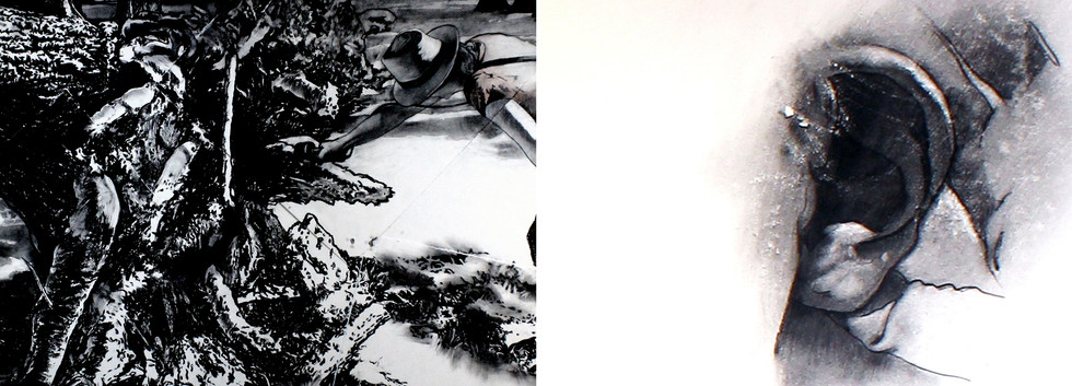 A Pair of images from In Between