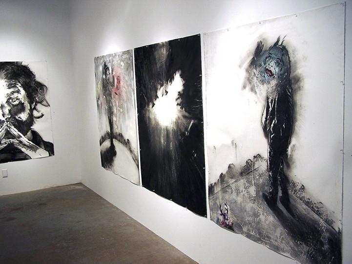Installation Shot, David Kaye Gallery