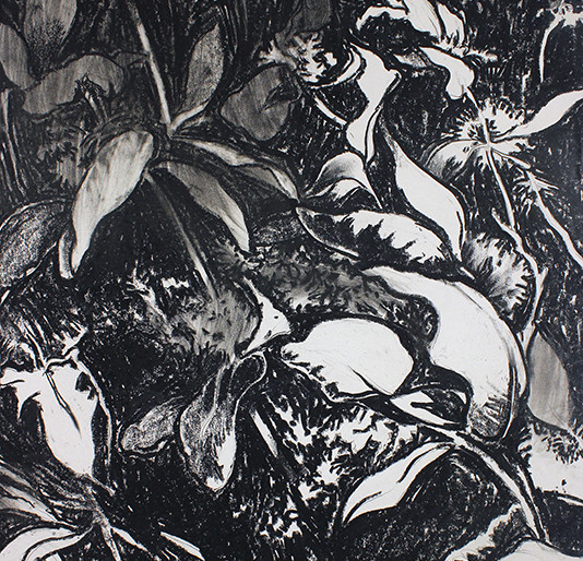 You Are The Garden, panel 1