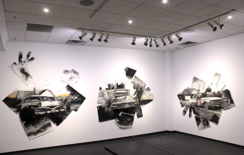 From This Is Mine, Installation shot,