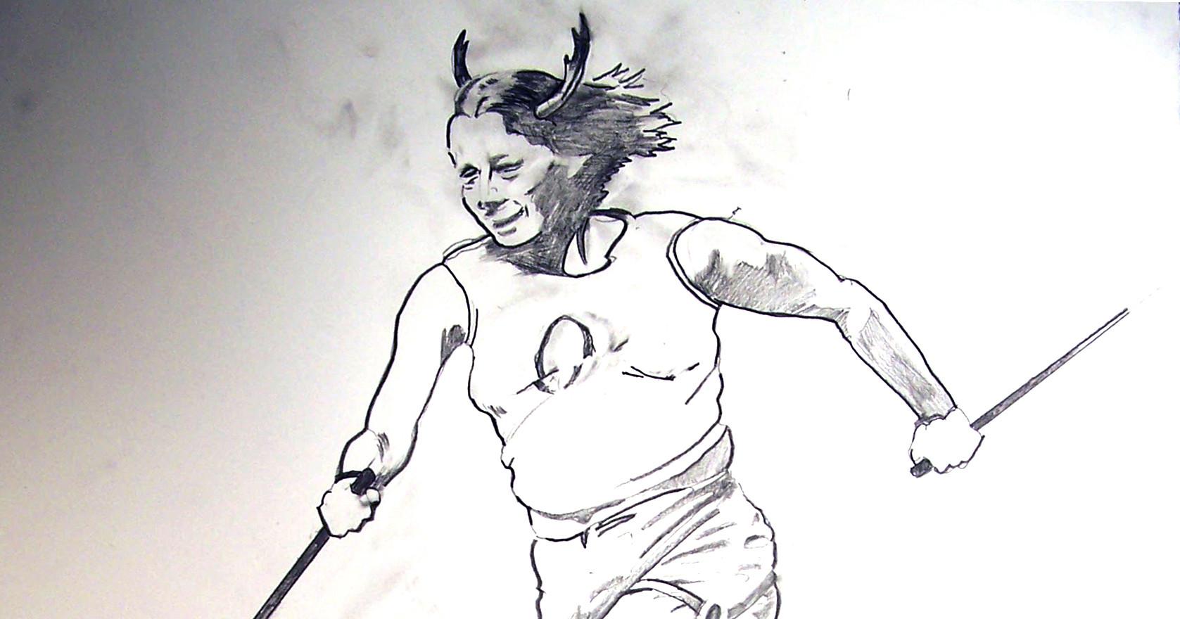 Drawing for Enhanced Runner