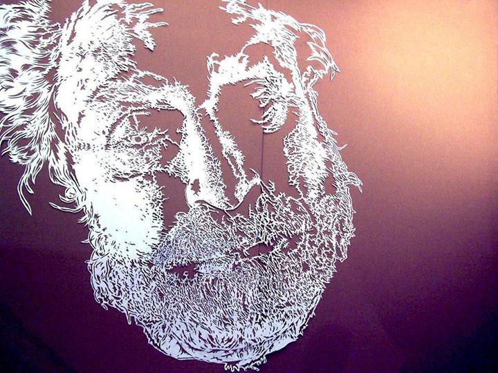 Dave Head Stencil
