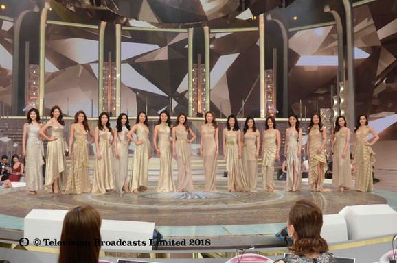 Miss Chinese International - Goddess