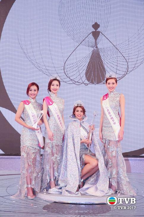 Miss Hong Kong 2017 - Title Winners