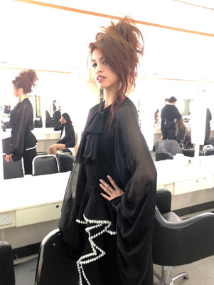 Behind the Scene Hair