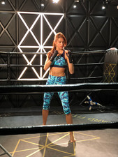 Behind the Scenes - Boxing Shoot
