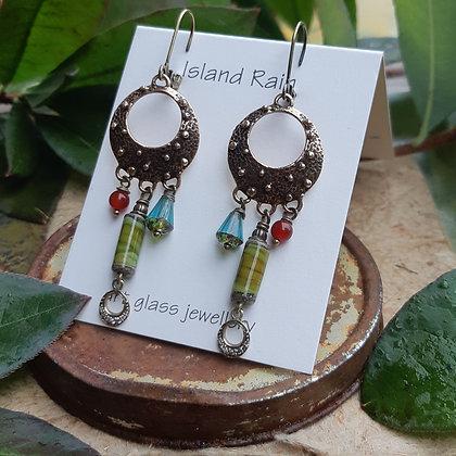 gypsy - chandelier earrings
