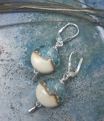 by the sea - earrings