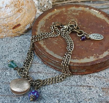 anklet - treasures