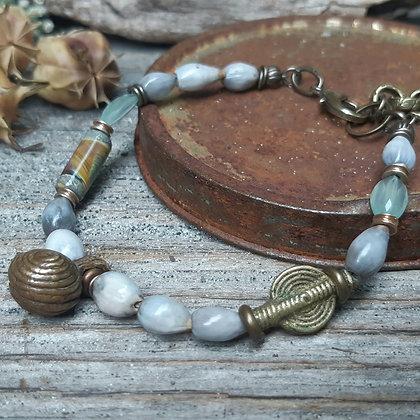 thistles - bracelet