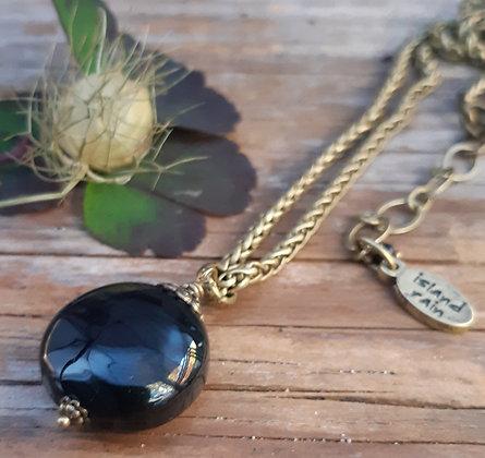 Raven - small pendant
