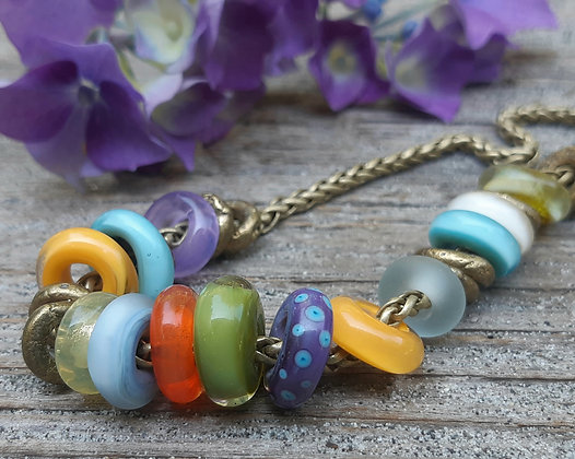 city boho - sweet for summer - necklace