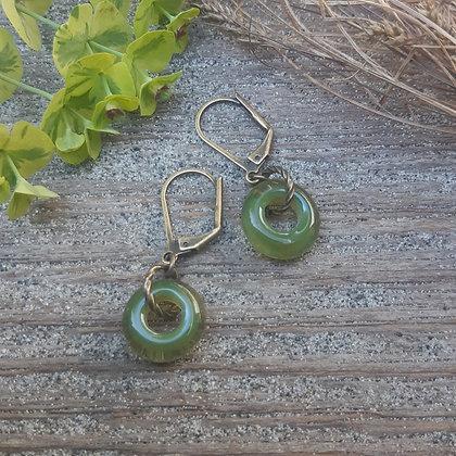 city boho - sweet for summer earrings - summer lawns