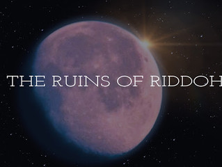 "Beta testing ""The ruins of Riddoh"""