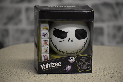 Yahtzee - A Nightmare Before Christmas
