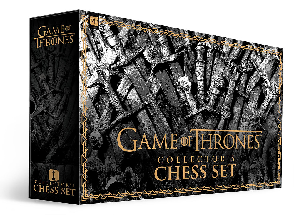 Game of Thrones Chess Set