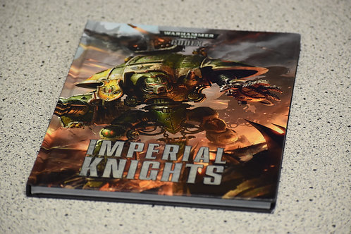 Warhammer 40000 Codex Imperial Knights 2014